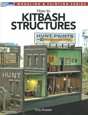 How to Kitbash Structures By Koester, Tony